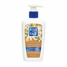 Kiss My Face Sonora Almond Hand Soap - REVIEW