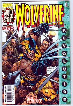 Wolverine - Comics by comiXology Rare Comic Books, Silver Samurai, Marvel Characters, Fictional Characters, Face Sketch, Psylocke, American Comics, Wolverine, Book Publishing