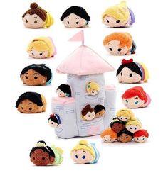 Disney Princess Tsum Tsum!!