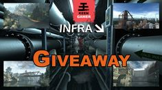 I've entered a giveaway to win #INFRAgame Wish me luck! :-)