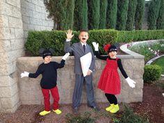 Mickey, Minnie, and Walt Disney
