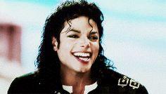 Excited Michael Jackson