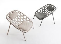 New modern Chair of collection by designer Benjamin Hubert