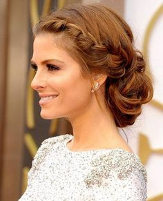 15 Fabulous Up Do Hairstyles For Formal Events