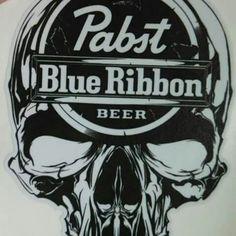 Pabst Skull