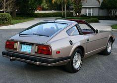 1982 Datsun 280ZX rear view