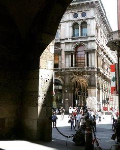 Wandering around Milan...  #milano #milan #milanogram2016 #milanodavedere #milanoforever #igers #igersmilano by ada_0110