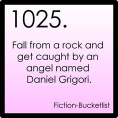 Love Daniel...but honestly I would've hung out with Arriane and fell for Cam. :D