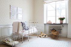 Children's room - French décor - Stureparken 7 - ESNY