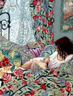 Reading and Art: Arlene Cassidy! Aline ♥