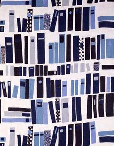 www.mid-century-home.com  Jacqueline Groag textile