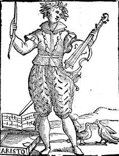 Deleite, Iconología Cesare Ripa