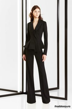 0cc19685f50 Carolina Herrera pre-fall 2016 Business Outfits Women