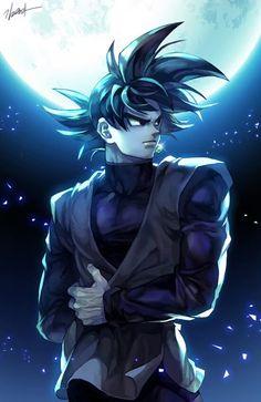 Here comes the sun~☀ : Goku Black