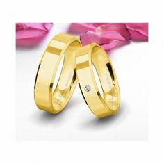 Δείγμα από βέρες γάμου σε κίτρινο χρυσό Προφίλ 8 της συλλογής Classic της Saint Maurice | Βέρες γάμου κίτρινες χρυσές Saint Maurice ΤΣΑΛΔΑΡΗΣ Χαλάνδρι  #SaintMaurice #βερες #γαμου #χρυσος #rings