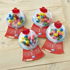 """Gumball Machine Valentine- """"I Chews You"""" Be the star of your class with this large colorful Valentine with gumballs. My Funny Valentine, Valentine Gifts For Kids, Valentines Diy, Valentine Stuff, Valentine Messages, Valentine Decorations, Valentine's Cards For Kids, Current Catalog, Party Things"""