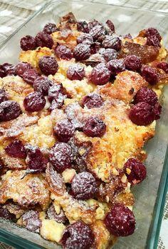 Meggyes rakott túrós kalács – VIDEÓVAL! – GastroHobbi Cookie Desserts, Cookie Recipes, Dessert Recipes, Good Food, Yummy Food, Hungarian Recipes, Sweet Cakes, Sweet And Salty, Winter Food