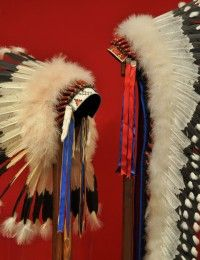 Headdresses Revive the History of Native American Warrior Societies |