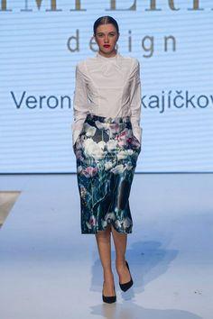 Veronika Lokajíčková for IMPERIA DESIGN Sequin Skirt, Sequins, Skirts, Design, Collection, Fashion, Sequined Skirt, Fashion Styles, Skirt
