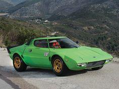 #Lancia #Stratos #HF #Stradale