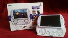 Sony PSP Go Console Variations - The Database for all console colors and variations! Portable Console, Playstation Portable, Nintendo Switch Games, Arcade Games, Sony, Video Games, Geek Stuff, Electronic Devices, Cool Stuff