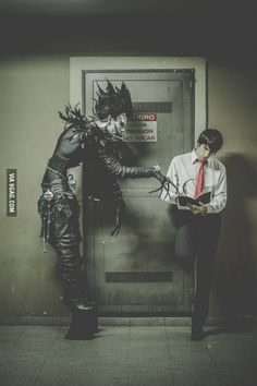 The Best Death Note cosplayer