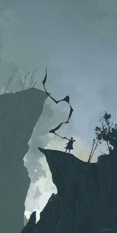 The Art Of Animation, Samantha Mash Environment Concept, Environment Design, Character Illustration, Illustration Art, The Graveyard Book, Matte Painting, Weird Creatures, Environmental Art, Amazing Art