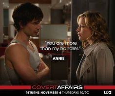 Auggie and Annie