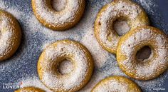 Gluten-free baked doughnuts: yes you can! Find out how on Fine Dining Lovers