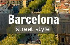 INCONFUNDABIL // Barcelona street fashion