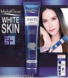 cool MELAKLEAR WHITE MELASMA WOMEN BRIGHTENING CREAM NANO ALPHA ARBUTIN NEW 30 g. - For Sale Check more at http://shipperscentral.com/wp/product/melaklear-white-melasma-women-brightening-cream-nano-alpha-arbutin-new-30-g-for-sale/