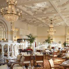 Pavilion Tea Company Brighton Restaurant Interior Design By Designlsm Photography C James French Matställen England Pinterest