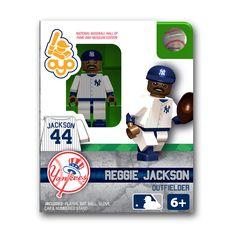 OYO MLB Hall of Fame - Reggie Jackson