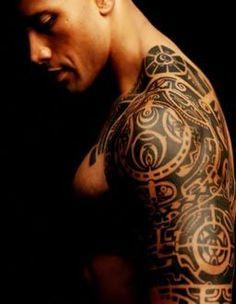dwayne johnson tattoo story tattoos pinterest dwayne johnson tattoo and rock. Black Bedroom Furniture Sets. Home Design Ideas