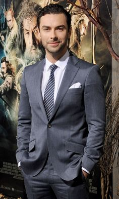 18 Supersexy GIFs of Irish Actor Aidan Turner That Will Leave You Gasping For Breath