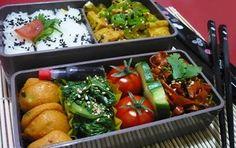 Bento Lunch Blog: Bento #04 Tofu - Curry mit Karottenkinpira