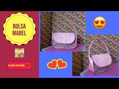 Bolsa Mabel Aula ao Vivo#27 - YouTube Vivo, Youtube, Lunch Box, Facebook, Living Alone, Creativity, Retail, Creative, Projects
