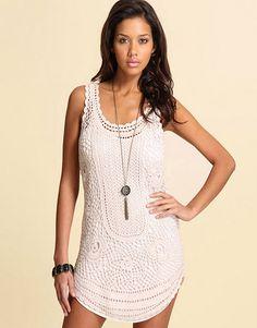 Crochet Nightgown - Picture Idea