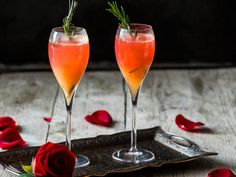 Lovers Fizz Cocktail