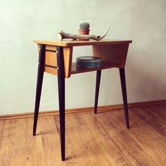 polish design / rtv table / 60s / Sztuka Mebla