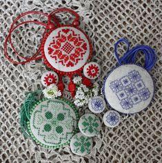 Boho Pendant and earrings with handmade от TianaHandmade на Etsy