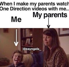 this is would be true if they watched the video diaries with me. lol.