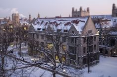 University of Chicago...so beautiful