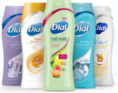 NEW Dial  Right Guard Coupons   Deals