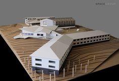 Spacegroup annvilkaap model Svalbard