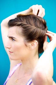 Whether your hair is naturally long or you switch between extensions and wigs, these easy hairstyles for long hair will get you through a style slump. Easy Hairstyles For Long Hair, Cool Hairstyles, Workout Hairstyles, Natural Hair Styles, Long Hair Styles, Fashion And Beauty Tips, Super Long Hair, Good Hair Day, Hair Dos