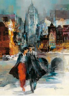 Romance I by Willem Haenraets. Art Print from Art.com.
