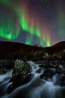 Autumnal Airglow | Arctic Light Photo Ole C. Salomonsen Photography