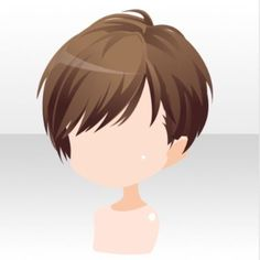 Male Hairstyles, Anime Hairstyles, Anime Male, Anime Guys, Anime Boy Hair, Pelo Anime, Chibi Hair, Hair Reference, How To Draw Hair