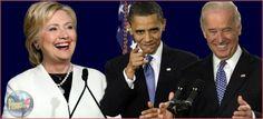 Joe Biden y Barack Obama participarán con Hillary Clinton en eventos de campaña